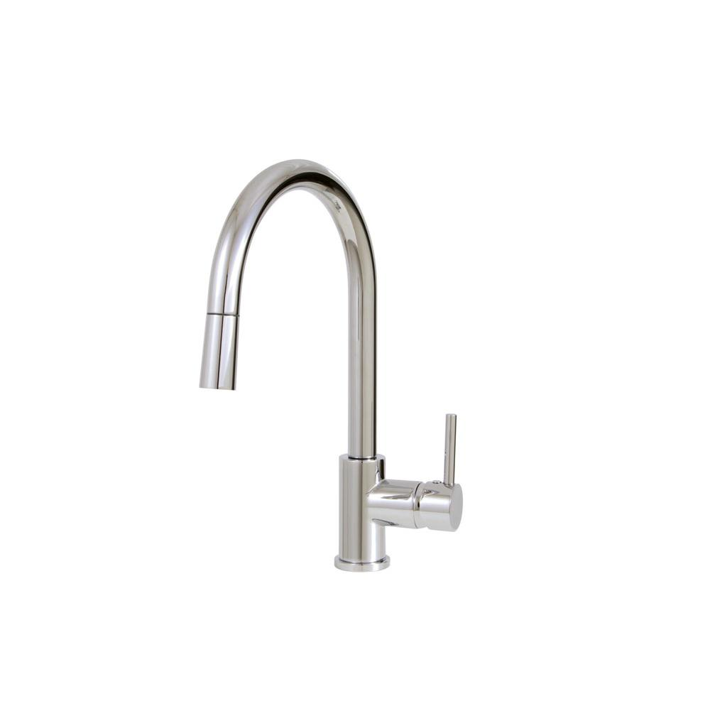 Aquabrass ABFK3345NPC at My House Plumbing Pull Down Faucet ...