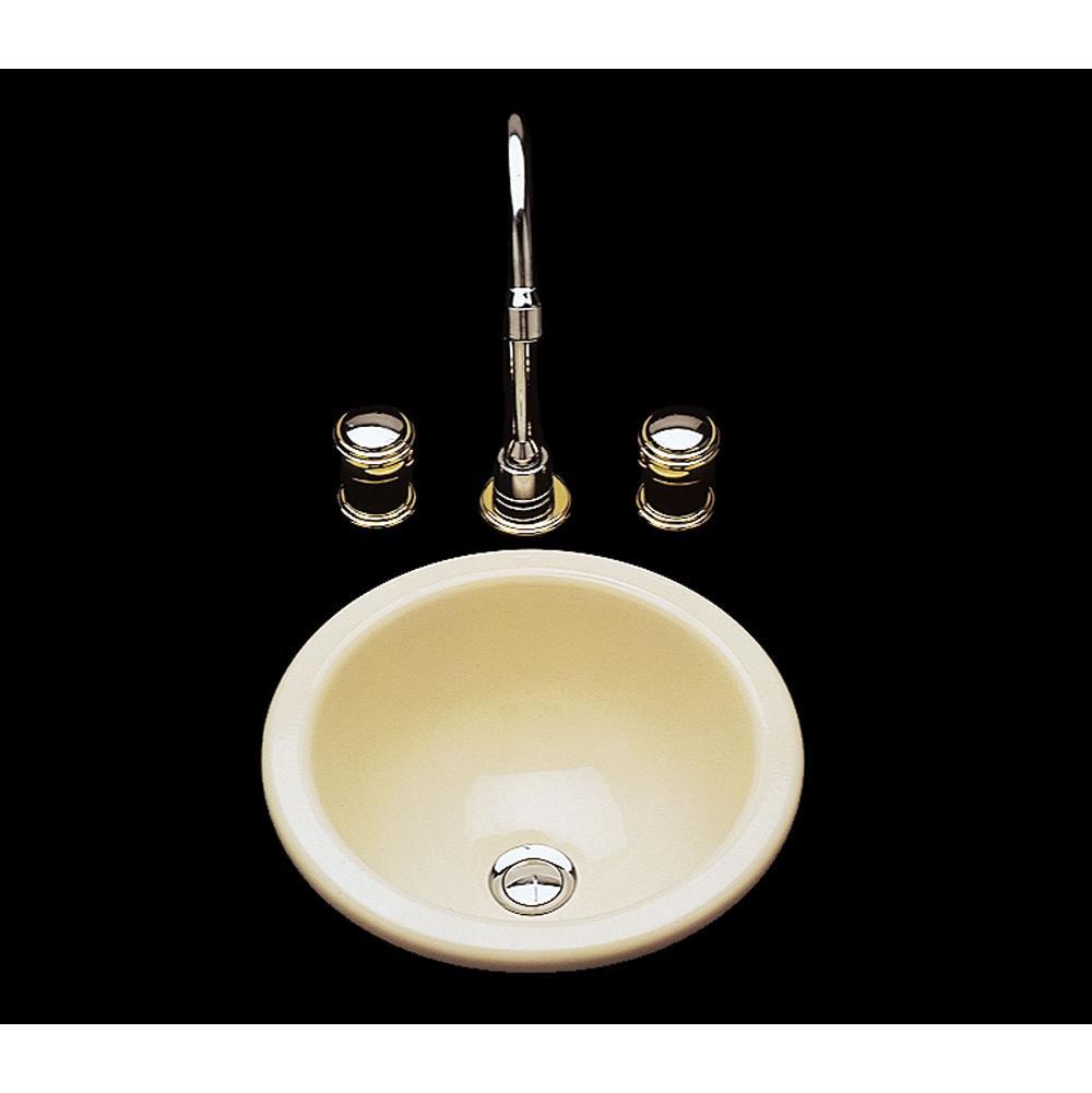 Undermount bathroom sink round Glass Mx Donna Double Glazed Small Round Lavatory Plain Bowloverflow Undermount Bates And Bates P1212u2mx At My House Plumbing Undermount Bathroom