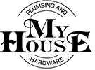 My House Plumbing Logo